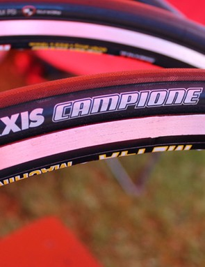 This year, you can get Continental GP 4000S tyres in a rainbow of colours