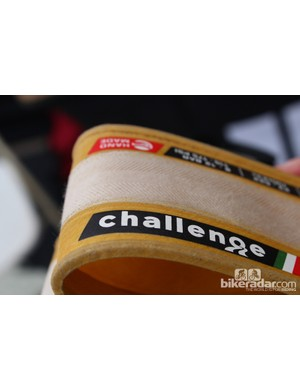 Challenge prides itself on handmade cotton and even silk casings