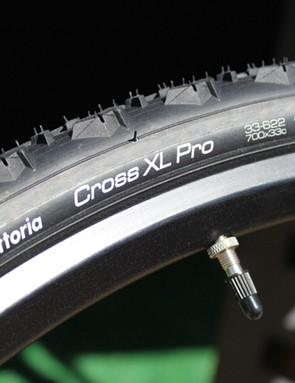 Vittoria has a new cyclocross tyre, the Cross XL Pro