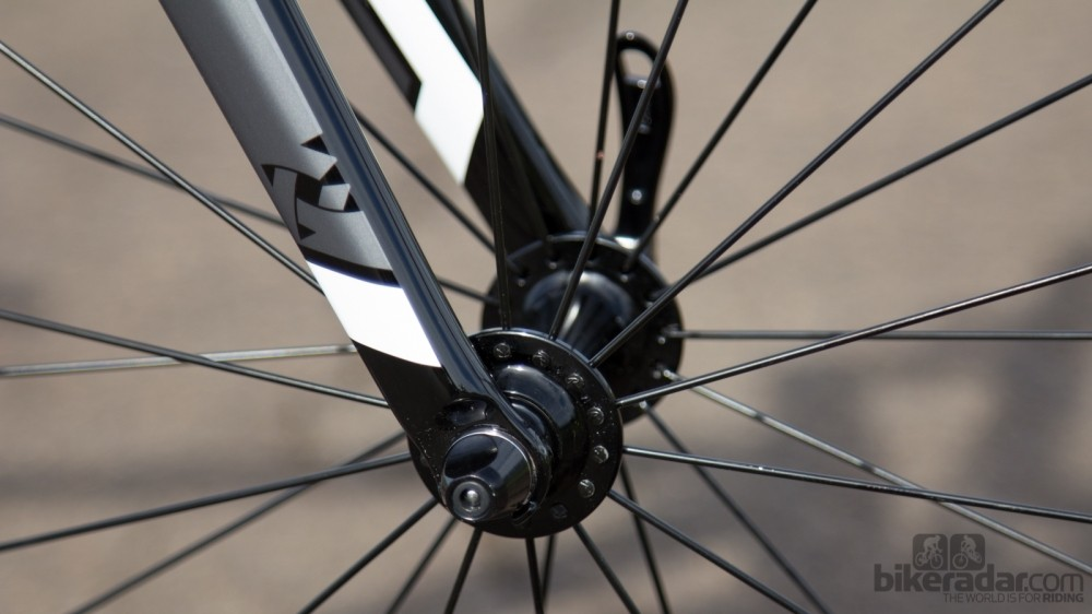 Every bearing on the Cell Lapa 2.0 is of the sealed cartridge variant –  we can confidently say there's no other road bike under $1000 that has this