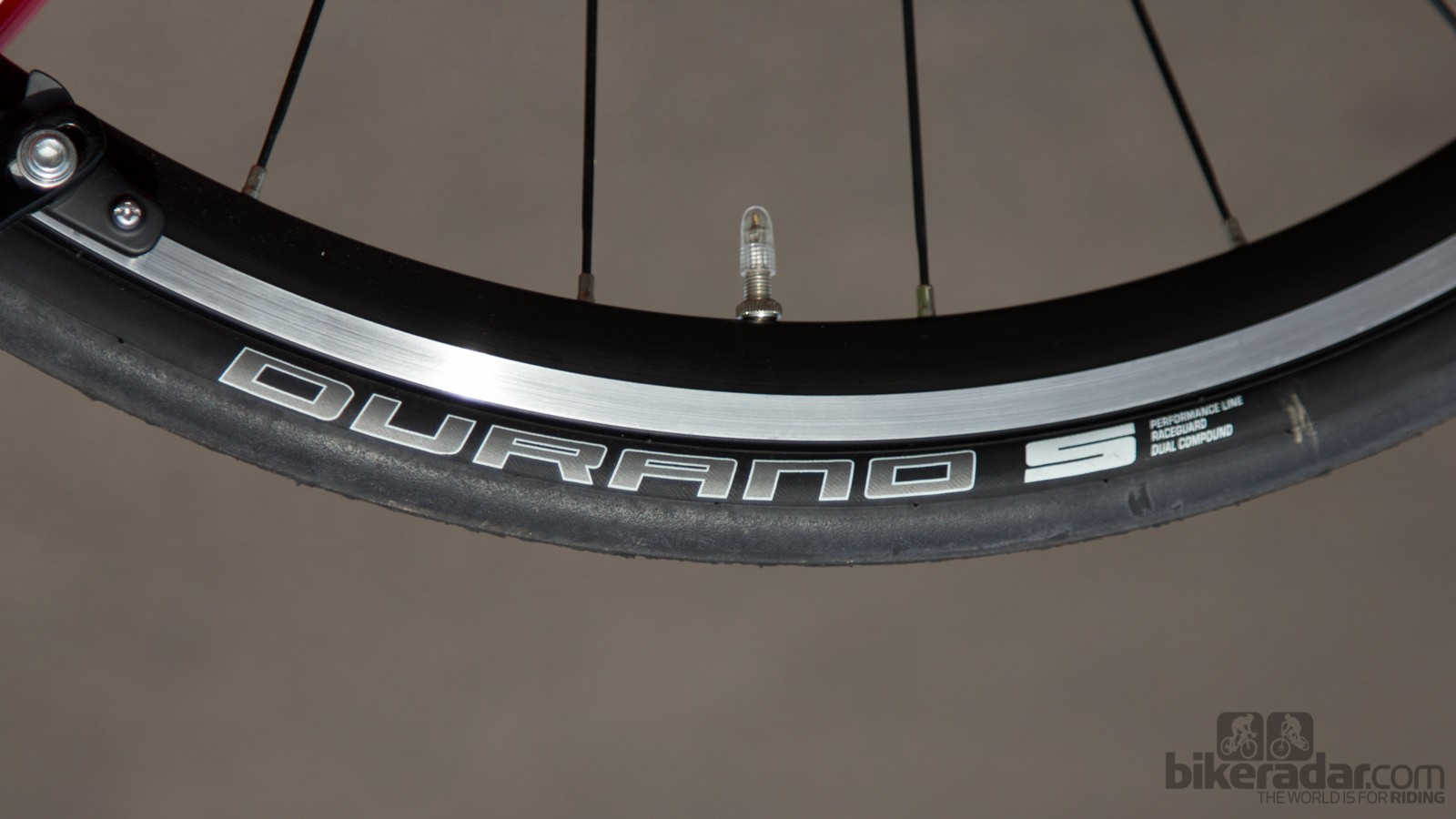 These Schwalbe Durano tyres are a favorite of BikeRadar's