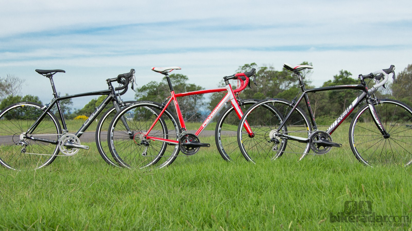 BikeRadar Australia's direct-buy budget road bike shootout