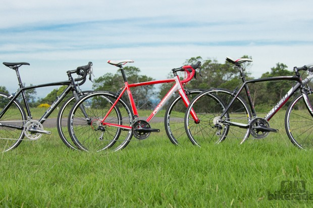 BikeRadar Australia's direct-buy budget road bike shootout