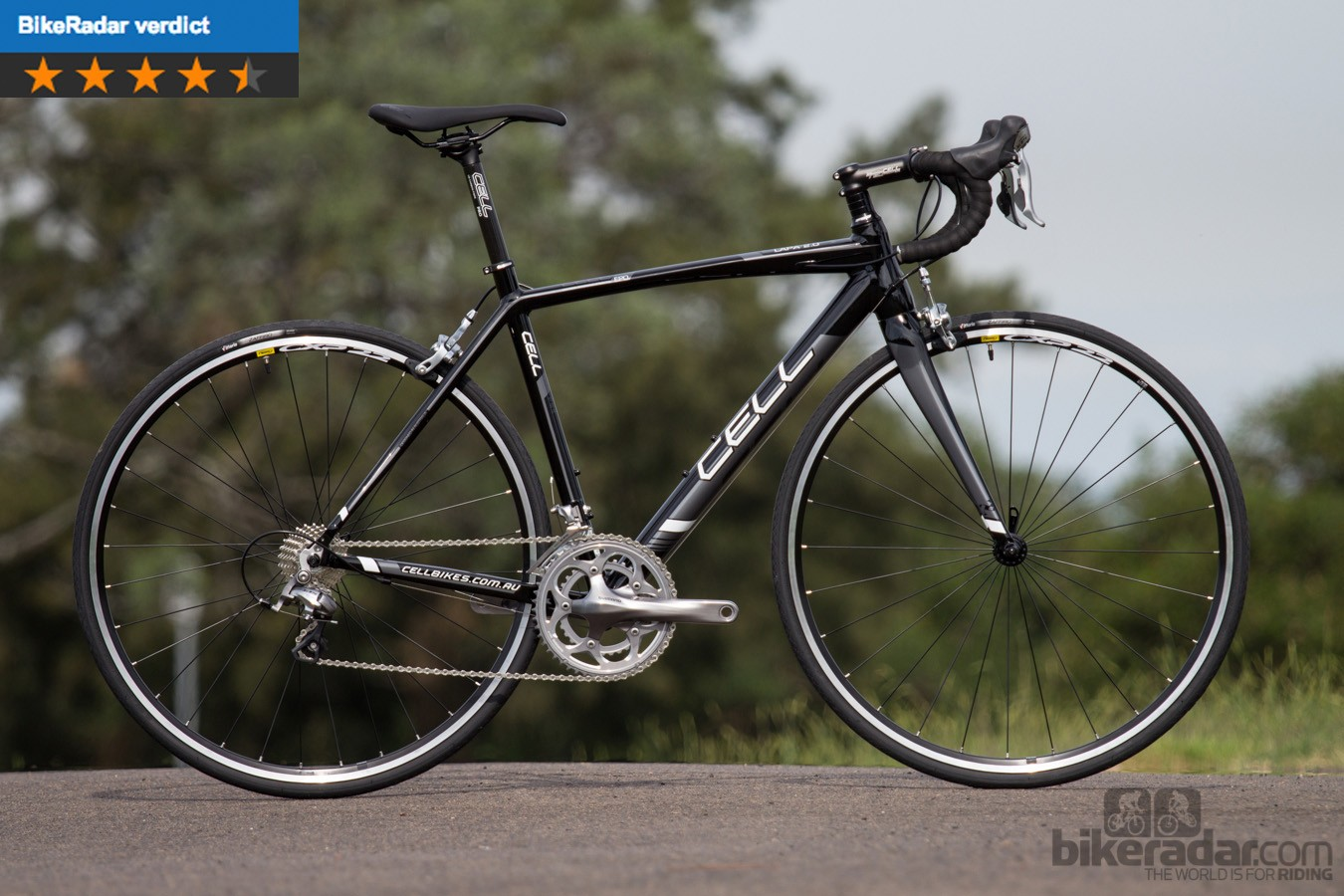 The Cell Lapa 2.0 is an impressive ride: smooth, controlled and super value, just watch the build quality