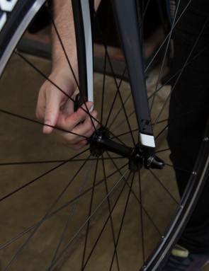 Installing the quick release and knowing how to operate it is essential to safe cycling