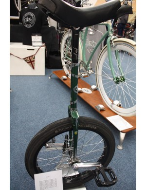 Reynolds 853 unicycle from Paulus Quiros