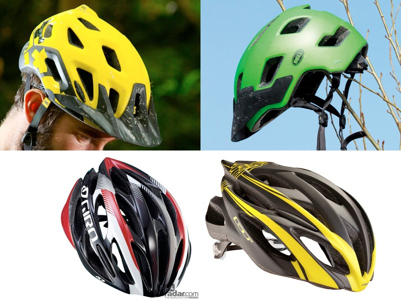 How to choose a bike helmet