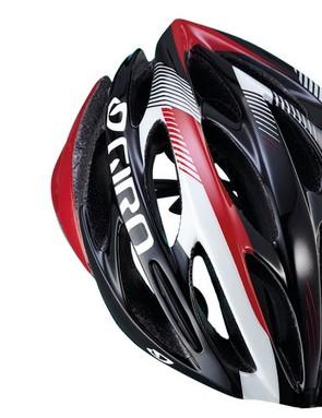 Giro Saros road bike helmet