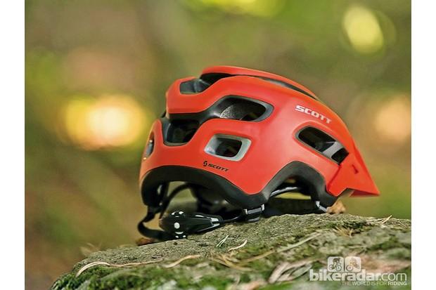 Scott Stego mountain bike helmet