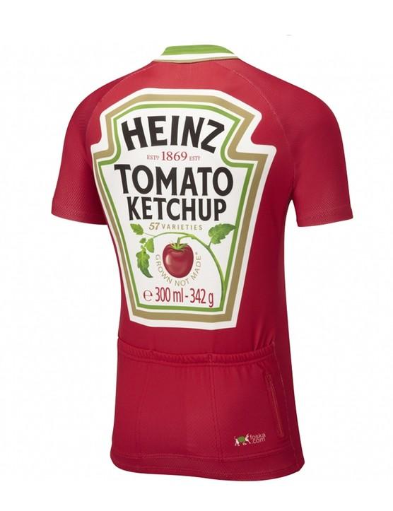 Foska Heinz Tomato Ketchup Jersey rear