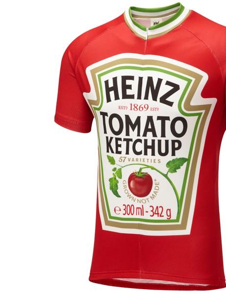 Foska Heinz Tomato Ketchup Jersey