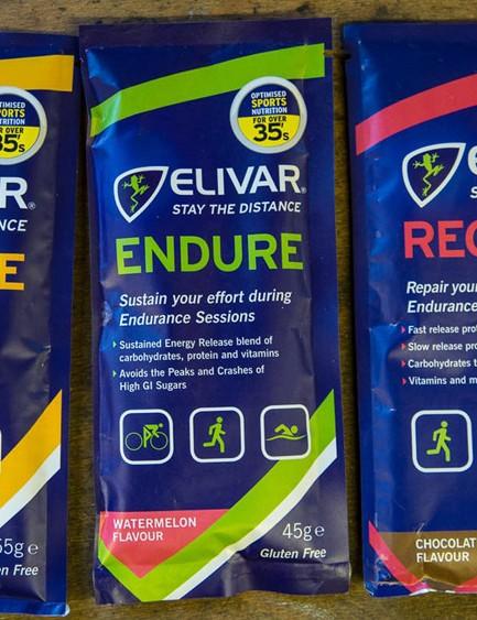 Elivar sports nutrition