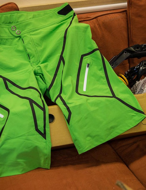 Specialized Atlas XC Pro shorts with SWAT technology