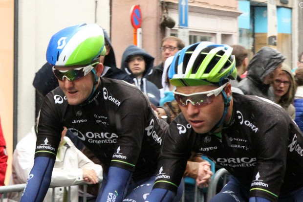 Aero road helmets have become standard fare in the pro peloton - and not just when the weather's chillly