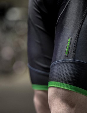 The SL Pro CVNDSH shorts feature compression panels and Specialized's premium level chamois – and are priced at $180
