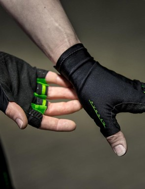 The lightweight Flite gloves are designed to be close fitting, with minimal padding for maximum feel. These are priced at $35
