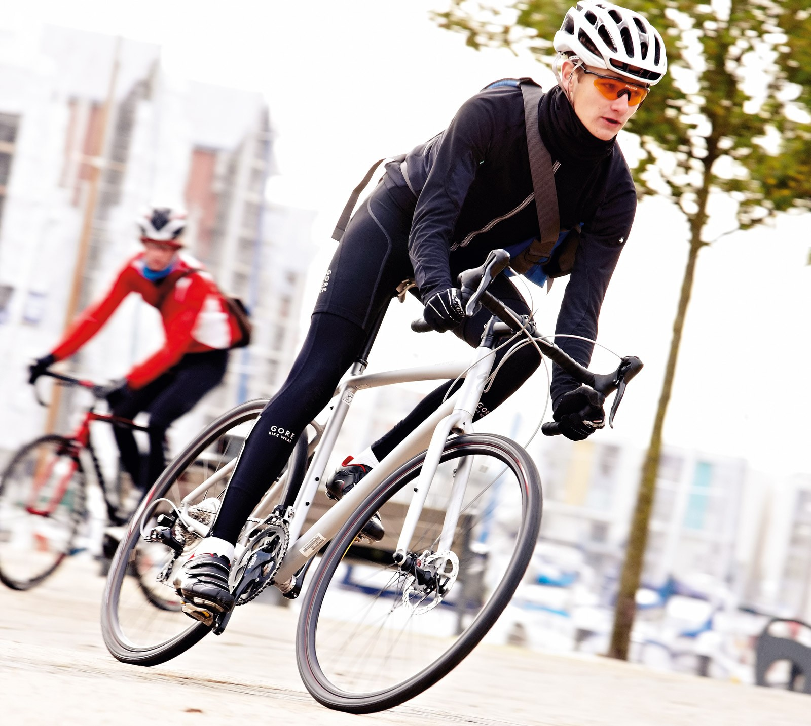 More cycling would have a knock-on effect of saving lives in London says the WHO