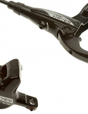 The new Radar hydraulic disc brake from Hayes
