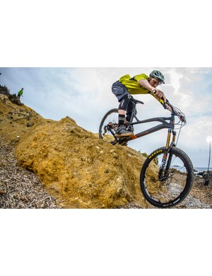 Test riding the Foxy RR Carbon in Alicante
