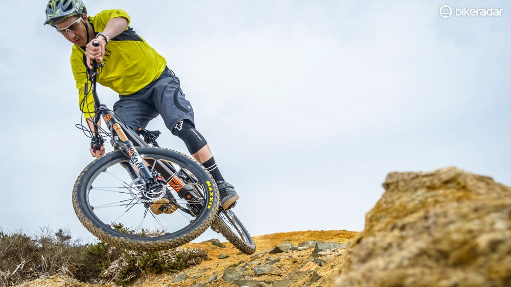 We found the Foxy RR Carbon to be light, lively and agile