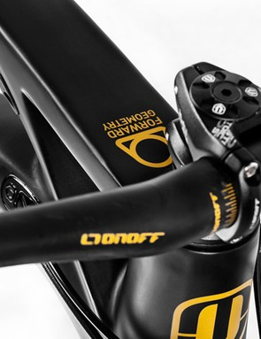 The FG30 stem comes on all models. The XR Carbon also comes with the FG10