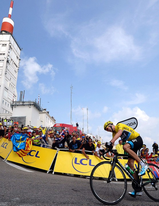 Win a pair of top Oakley sunglasses by telling us which is the best Tour de France climb