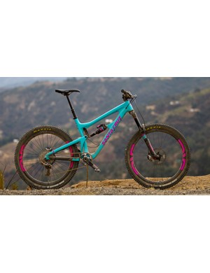Santa Cruz engineers redesigned the Nomad as an enduro race bike