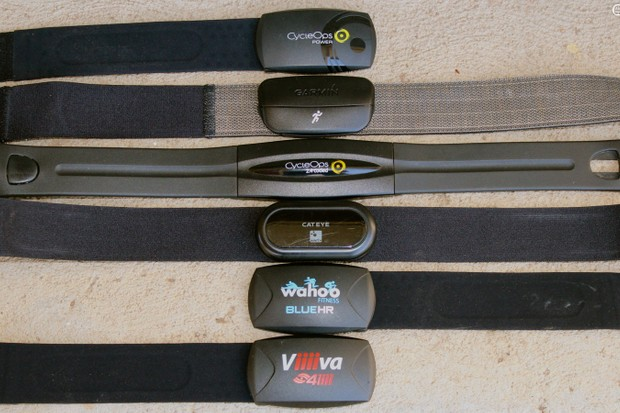 Heart-rate straps come in all shapes and sizes — and they work with more devices than ever