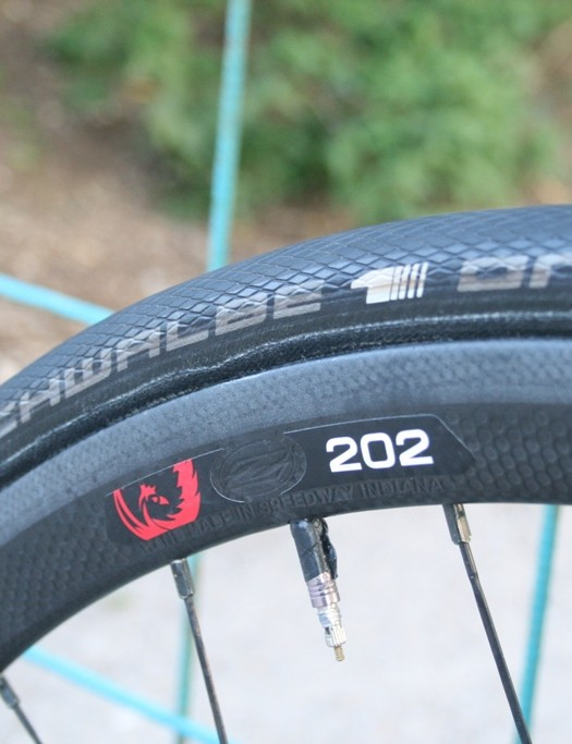 Schwalbe One tyres have become a firm favourite of the pros since their launch last year