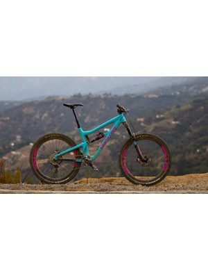 The new Nomad is a category-leading enduro race bike that outperforms its predecessors in every way