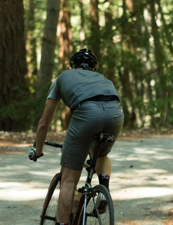 The Giro New Road shorts are designed to be worn over bibs
