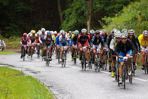 The UCI has established a commission to promote gran fondos and sportives