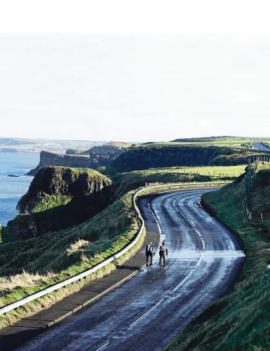 This Ireland race...