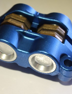 The MT shares a lot in common with Magura's motorsport brakes - such as these, which are used in go karts!