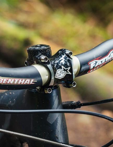 Renthal Fatbar Lite Carbon handlebar