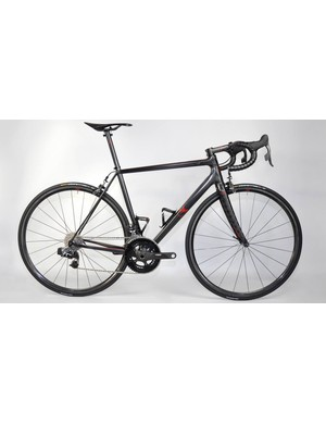 At 4.8kg the AX-Lightness VIAL evo Ultra eTap is one of the lightest production bikes out there
