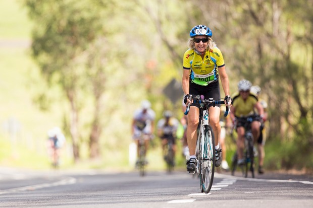 Nearly 1,500 riders took up the Noosa Cycle challenge