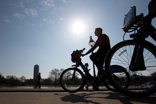 New government report suggests regular cycling accross the UK is falling