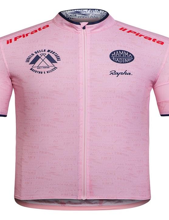 The Rapha Pantani Jersey