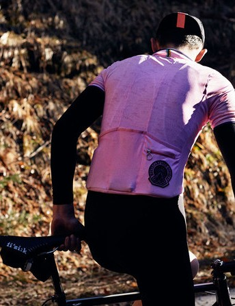 The Rapha Jersey is technical and meant to be worn