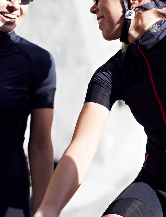 Wiggle has launched DHB Goldline - a premium collection of cycle bib shorts and jerseys