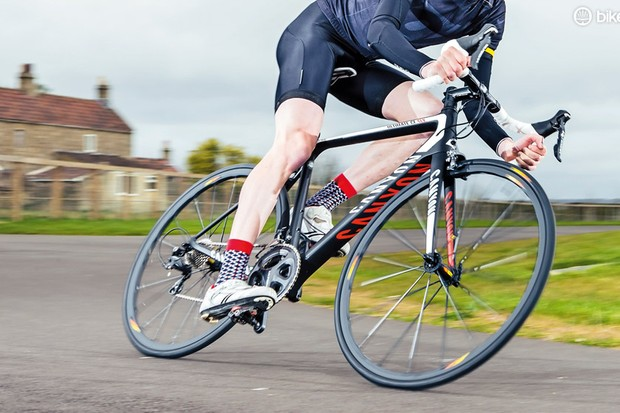 Canyon's Ultimate CF SLX 7.0 delivers a thrillingly aggressive – though firm – ride