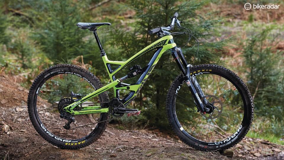 aa22f844f61 YT Industries Capra Comp 1 - BikeRadar