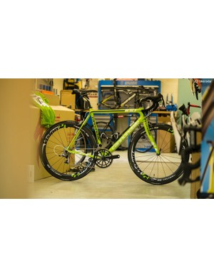 Cannondale Sagan Signature Limited Green Edition SuperSix Evo
