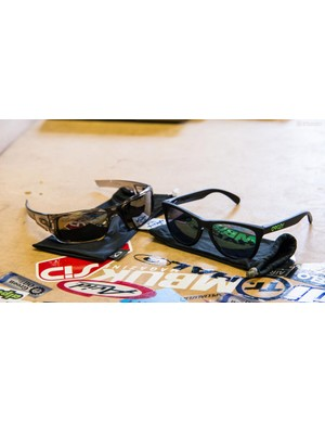 Oakley Frogskins & Crankshaft shades