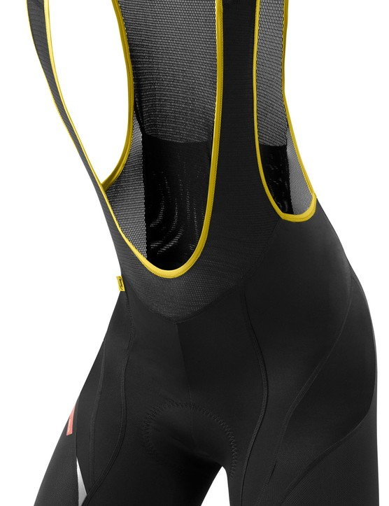 The new 125 HC Bib short features an all-new 2D Pro Insert pad