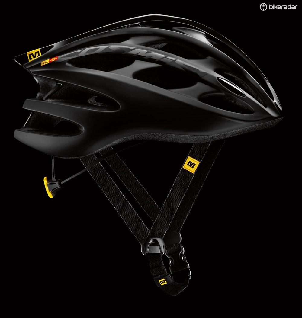 The new Mavic Cosmic Ultimate helmet, Mavic claim a medium weighs 210g
