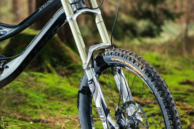 X-Fusion RV1 HLR DH fork