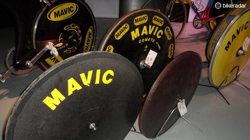 Evolution of the disc wheel