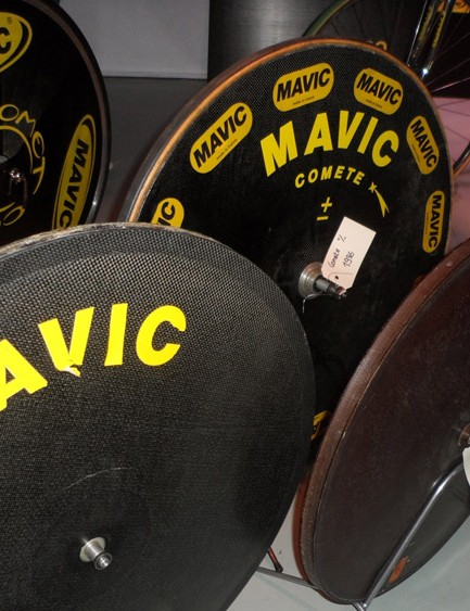 Evolution of the disc wheel